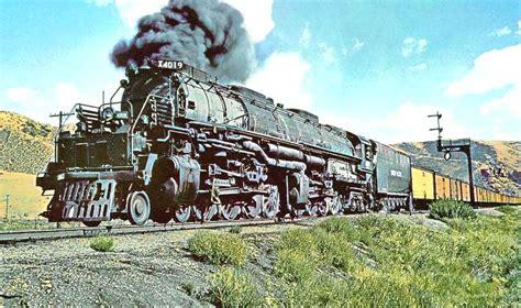 dampf lokomotiven  usa der big boy ua