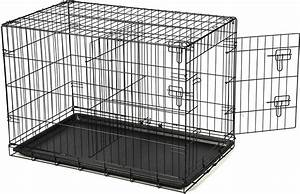 pet dog cat cage crate kennel and bed cushion warm soft With dog crates for home