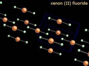 WebElements Periodic Table » Xenon » xenon difluoride