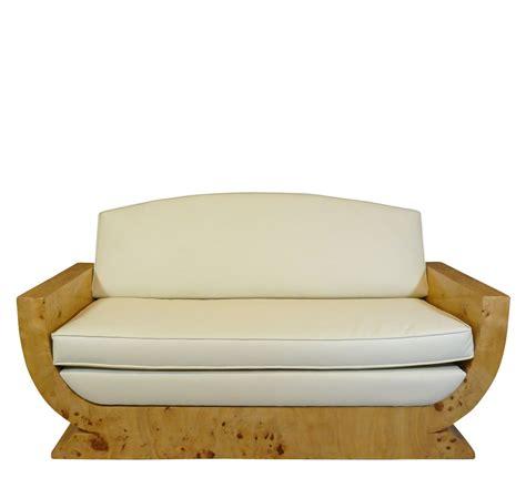 canape deco canapé déco en loupe d 39 orme meubles déco