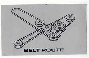 Dixie Chopper Belt Diagram