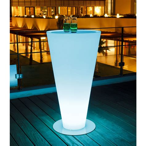 Smart And Green by Mange Debout Lumineux Up Led Rgb Sans Fil Smart And