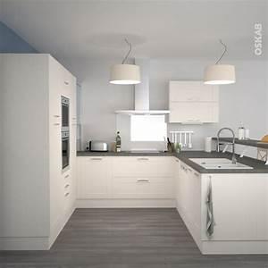 les 25 meilleures idees concernant cuisines en bois blanc With idee deco cuisine avec modà le de cuisine Équipée en u
