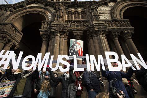 art world braces  trumps immigration order