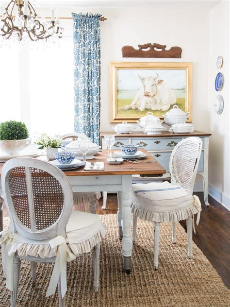slipcover  dining chair hgtv