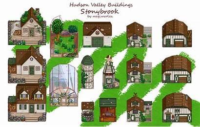 Mods Valley Buildings Stardew Hudson Farm Nexus