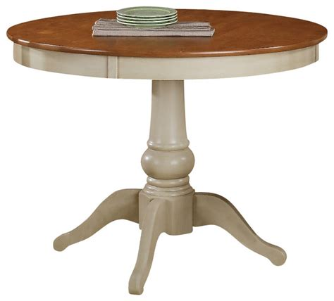 42 inch round dining table steve silver candice 42 inch round dining table in oak and