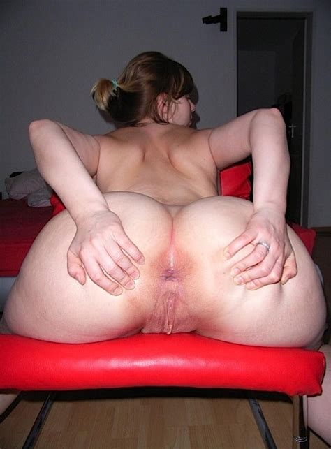 Amateur Porn Pictures Big Ass White Booty Spread