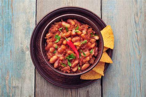 chili  carne  geht das originalrezept sternde