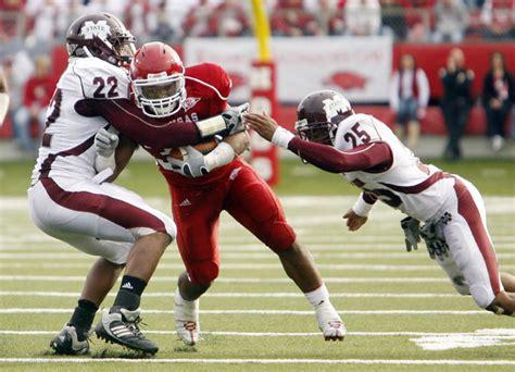 lonoke county sports report arkansas razorback football