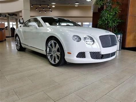 repair voice data communications 2012 bentley continental gt seat position control 2012 bentley continental gt 21 455 miles white 2dr car 12 cylinder engine 6 0l for sale photos