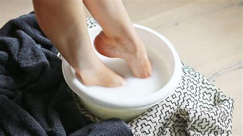 diy des bains de pieds maison lavera