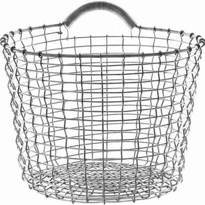 Bin Steel Galvanised Polyvore Basket Korbo Salesshoppinguk