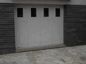 Porte De Garage 4 Vantaux : porte de garage pvc 4 vantaux automobile garage si ge auto ~ Dallasstarsshop.com Idées de Décoration