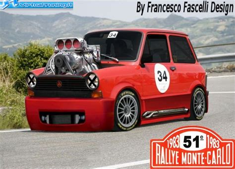 AUTOBIANCHI A112 Abarth by francescof91 ..:: VirtualTuning ...