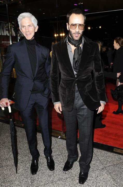 tom ford marries daily dish