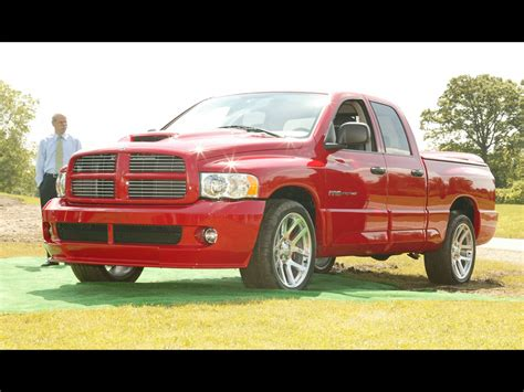 Dodge Ram Srt 10 Quad Cab Pickup Wallpapers By Cars