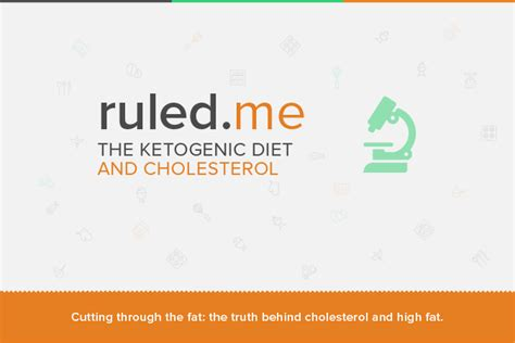 ketogenic diet  cholesterol ruled
