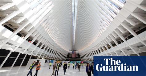 yorks oculus transit hub soars    phoenix   price tag architecture