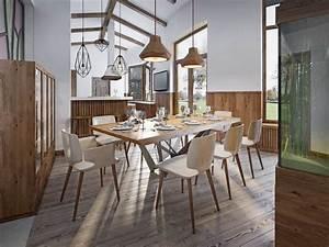 20, Rustic, Dining, Room, Ideas