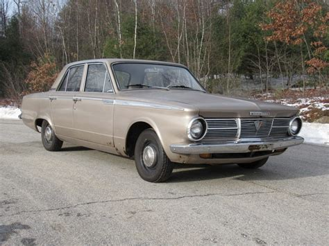 Plymouth Valiant 200-sold (maine)