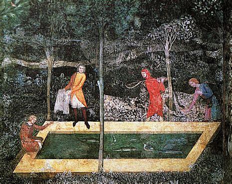 chambre de commerce avignon chambre du cerf fresque palais des papes avignon