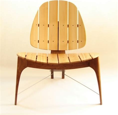modern patio chair by fillingham furniture design