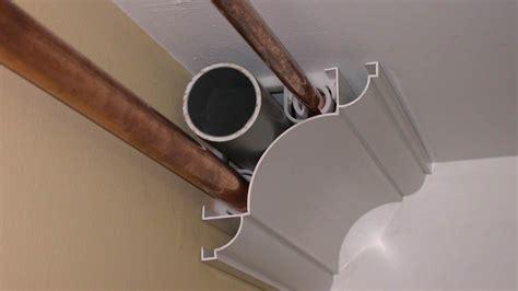 cache tuyau radiateur comment cacher des tuyaux apparents m6 finition