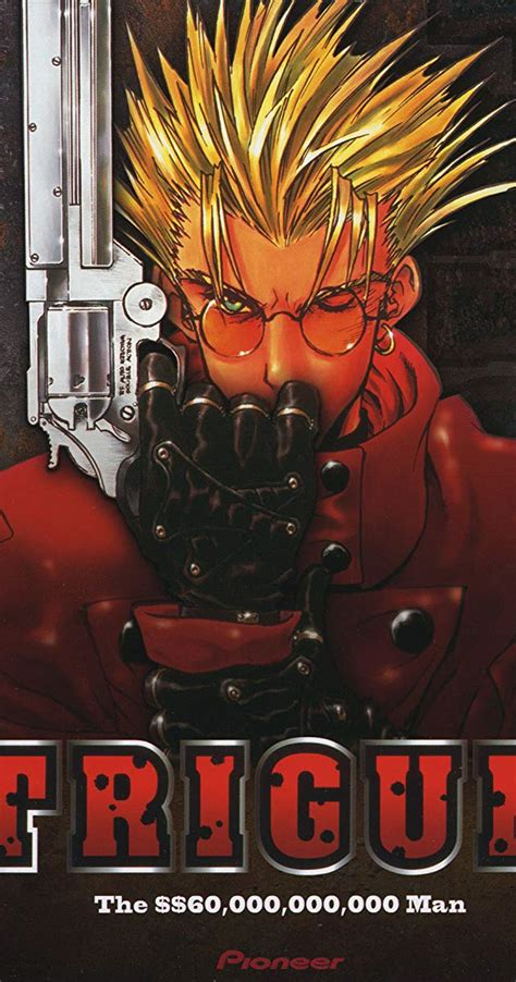 trigun tv series