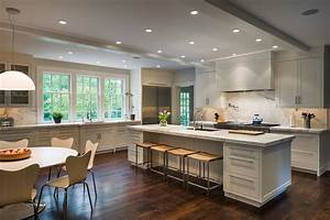 free cuisine idee deco cuisine ouverte sur salon avec argent couleur idee deco cuisine ouverte