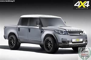 Nouveau Land Rover Defender : nouveau defender retour vers le futur ~ Medecine-chirurgie-esthetiques.com Avis de Voitures