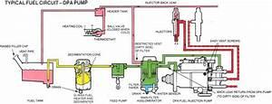 Ford 3000 Tractor Fuel Injector Pump Diagram