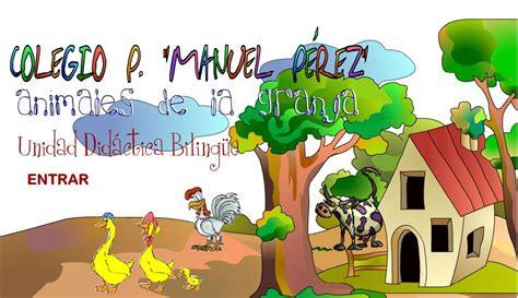 proyecto granja educativa  ninos specchio dellanima