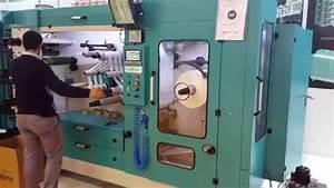 Adhesive Tape Printing Machine