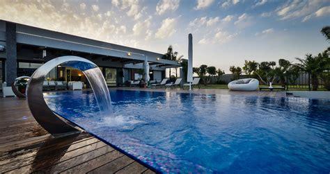 mediterranean house luxurious lifestyle villa in ramot hashavim