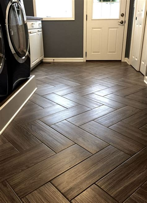 tiles tiles that look like wood wood tile herringbone pattern w wood tile for master closet