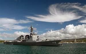 Japanese destroyer Suzunami