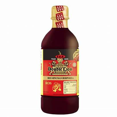 Concentrate Double Flavored Lion Rose 495ml Btl