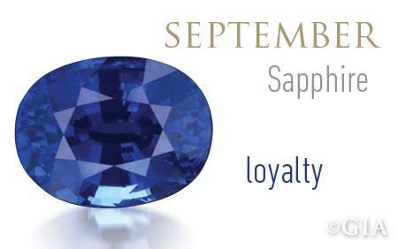 september birthstone sapphire mount pleasant jewelry store