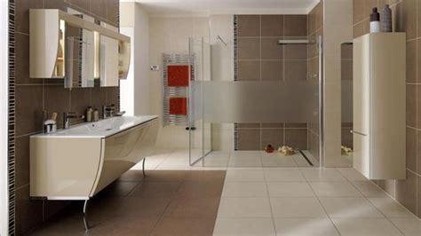 cuisine at home déco salle de bain marron et beige