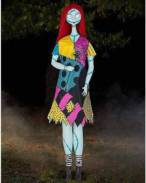 sally novia de jack skellington animatronic decoracion