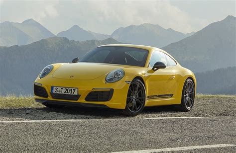 porsche carrera porsche 911 carrera t returns on sale in australia from