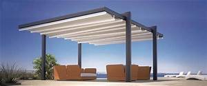 Protection Soleil Terrasse : changez le temps selon votre humeur avec harol ~ Nature-et-papiers.com Idées de Décoration
