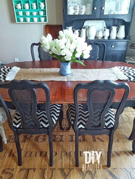 refinishing  dining table diy beautify creating