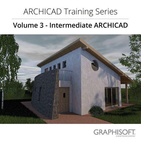 training materials  archicad  archicad