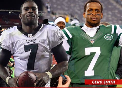 Michael Vick -- Jersey Number Could Be Huge Problem In