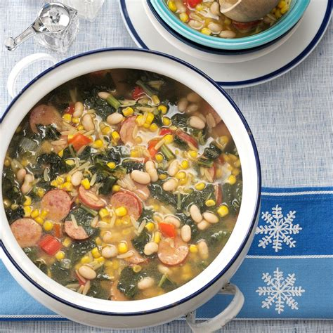 Winter Country Soup Recipe  Taste Of Home