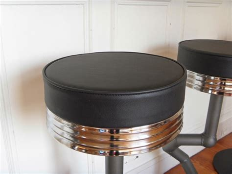 assise tabouret de bar simili style and steel jpg chaises tabourets les luminaires