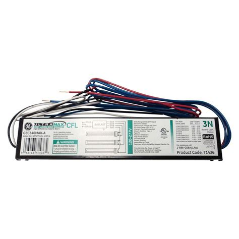 Electronic Ballast For Lamp Compact Fluorescent Light