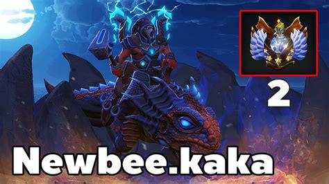 disruptor dota 2 support gameplay by newbee kaka youtube